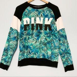 PINK Victoria's Secret crew neck sweatshirt M